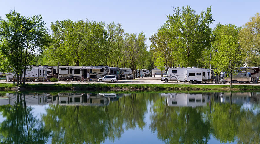 RV Park Septic Pumping Services Greater Victoria