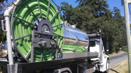 Vacuum Truck Services Greater Victoria